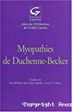 Myopathies de Duchenne-Becker